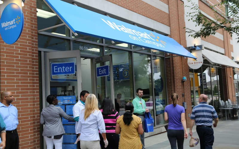 'Walmart on Campus' and the Transformation of VCU and RVA
